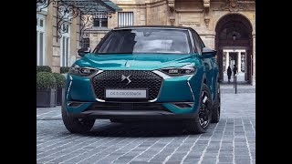 NEW DS3 CROSSBACK Reveal