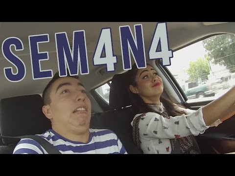 SEMANA 44 / ESTRENANDO HAMBURGUESAS, EXPO Y COSAS DE SEÑORES
