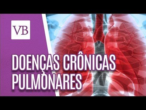 Doenças Crônicas Pulmonares - Você Bonita (10/05/18)