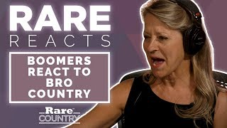 Boomers React to Bro Country | Rare Country