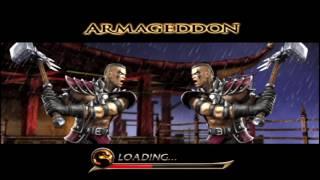 Mortal Kombat: Armageddon (PlayStation 2) Arcade as Reiko