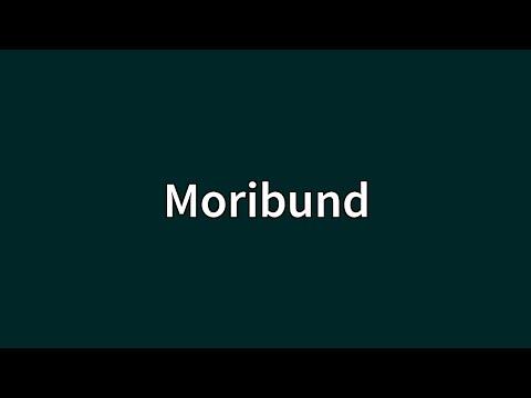 Moribund Meaning