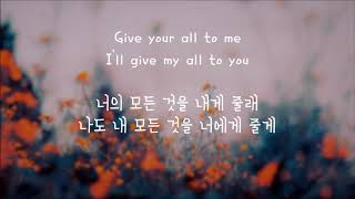 Baixar John Legend - All of me (한국어 가사/해석/자막)