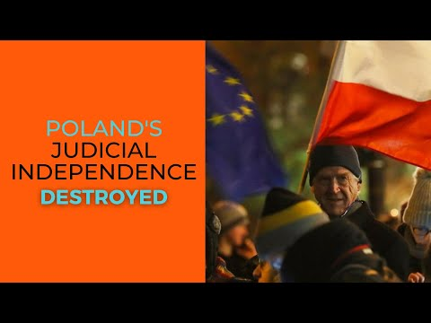Poland's judicial independence will be destroyed unless EU moves faster - News briefing