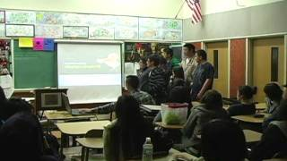 Academy of Information Technology  Social Enterprise for Learning Project Video