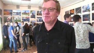 Выставка Павла Козионова(В ДК «Металлург» города Медногорска была организована выставка работ известного екатеринбургского..., 2016-03-18T04:31:19.000Z)