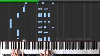 The Girl From Ipanema (tutorial/piano cover)