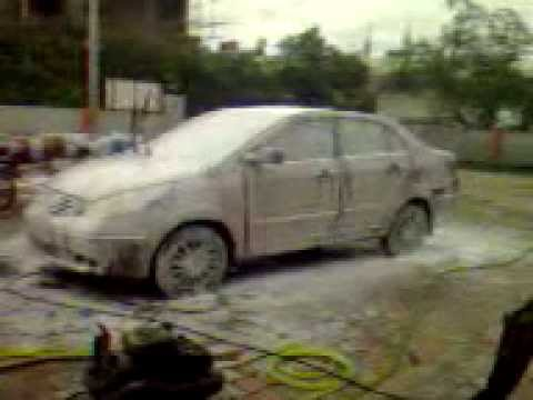 Wurth Foam Wash In Hyderabad Service Center Youtube