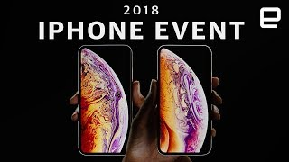 Apple's iPhone XS / XR keynote in 12 minutes