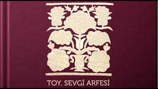 У Криму презентували арт-бук про весільних традиціях кримських татар «Toy. Sevgi arfesi»