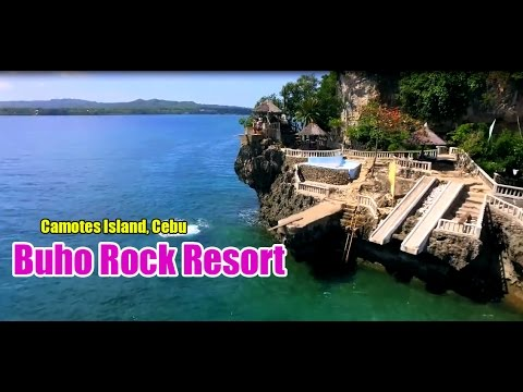 Cliff Diving at Buho Rock Resort, Camotes Island Philippines