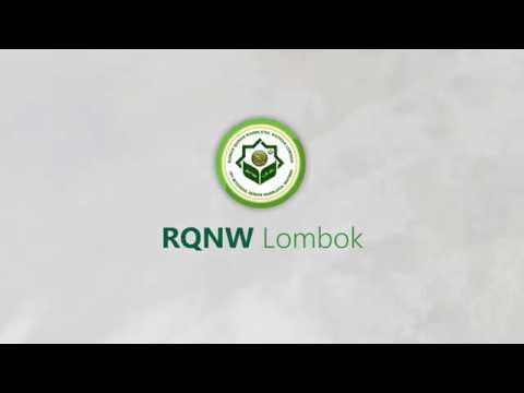 Santri RQNW Lombok Angkatan Ke-II