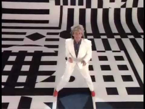(HQ) Rod Stewart - Some Guys Have All The Luck(official music video)