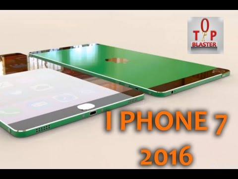 Top 5 Upcoming Smartphones In 2016 - Iphone 7,LG G5,Samsung Galaxy S7,Sony Xperia Z6,