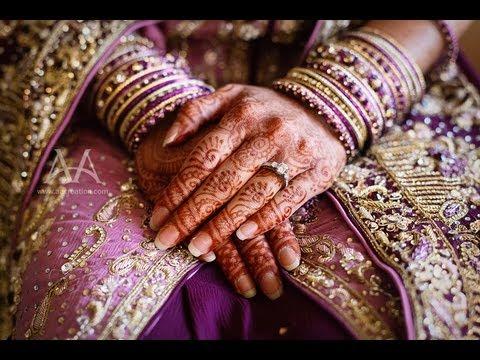cinematic-pakistani-wedding-reception-highlights---costa-mesa-hilton