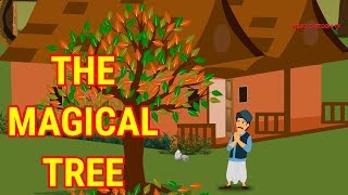 The Magical Tree | Moral Stories for Kids | English Cartoon | Maha CartoonTV English