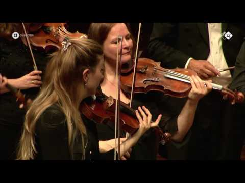 Bazzini: Calabrese, Op. 34, nr. 6 - Concertgebouw Chamber Orchestra - Live concert HD