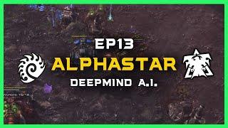 AlphaStar (Zerg) Goes All In AGAIN Ep13 [ZvT] Deepmind A.I. Starcraft 2