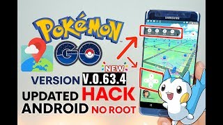 NEW Pokemon Go Hack 0.63.4 Works On All Android Device & NEW Fake GPS GO APP + NEW GYM REWORK!