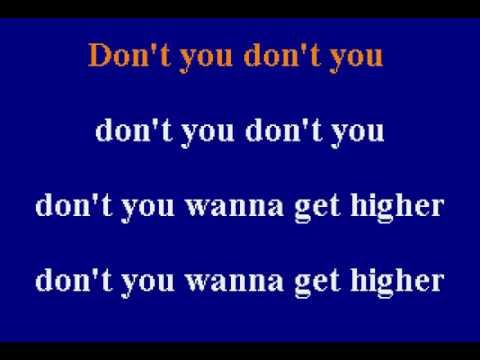 Sly & The Family Stone - I Want To Take You Higher - Karaoke