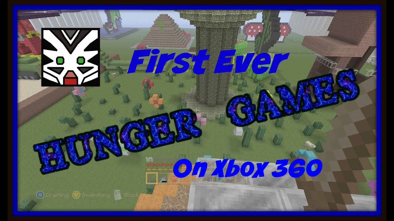 Xbox 360 Hunger Games : First ever hunger games on xbox youtube