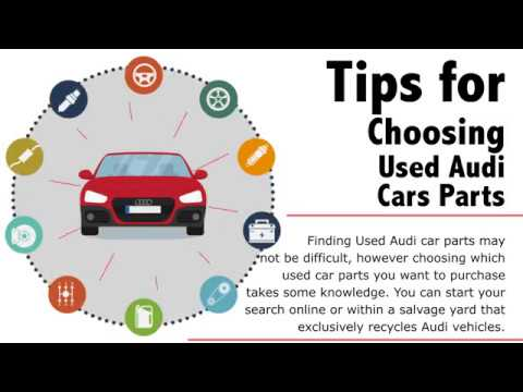 Tips For Choosing Used Audi Cars Parts YouTube - Used audi parts