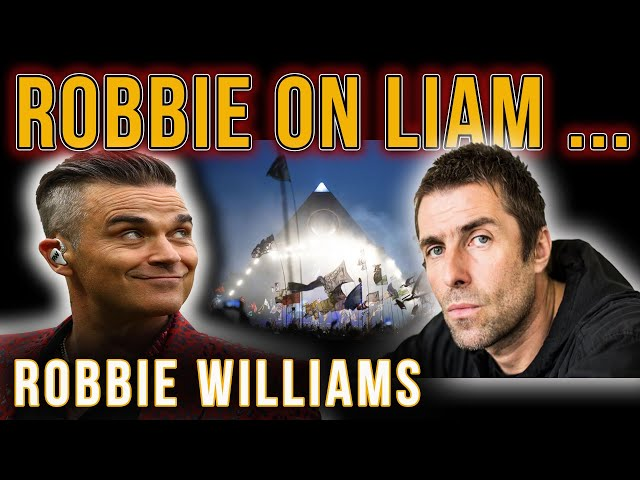 Robbie Williams On Liam Gallagher | Chris Thrall's Bought The T-Shirt Podcast