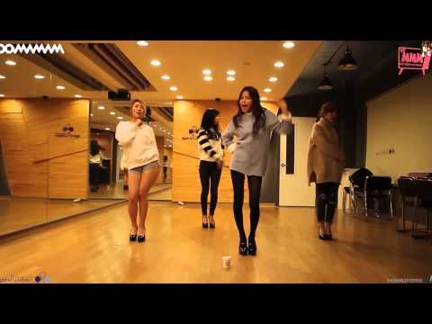 MAMAMOO (마마무) - Piano Man Dance Practice Ver. (Mirrored)