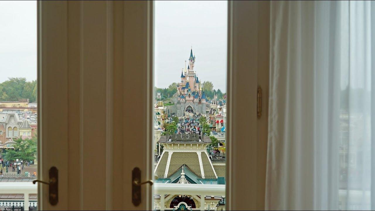 Sleeping Beauty Suite Disneyland Hotel Disneyland Paris Youtube