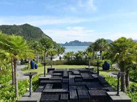 St Regis Hotel, Langkawi, Malaysia