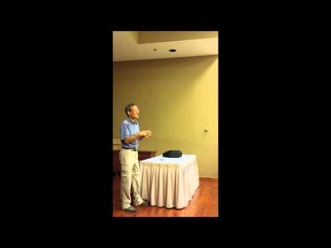 Walter Rowntree - Dense Plasma Focus - 17th Annual International Mars Society Convention