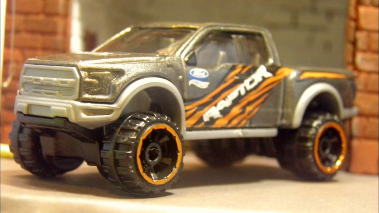 2016 17 ford f 150 raptor youtube hot wheels 17 ford f 150 raptor hw hot trucks voltagebd Gallery