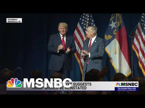 Donald Trump Pushes Election Fraud Lie in North Carolina Speech