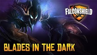 Repeat youtube video Falconshield - Blades in the Dark (League of Legends music - Nocturne)
