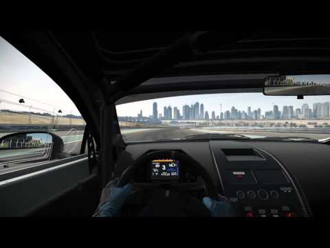 Project CARS | GT4 Asia-Pacific Trophy - Aston Martin Rapide S Hydrogen Hybrid @Dubai Autodrome