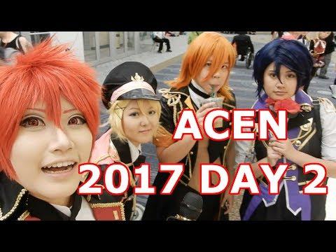 WE ARE STARISH!! - ACEN 2017 Day 2
