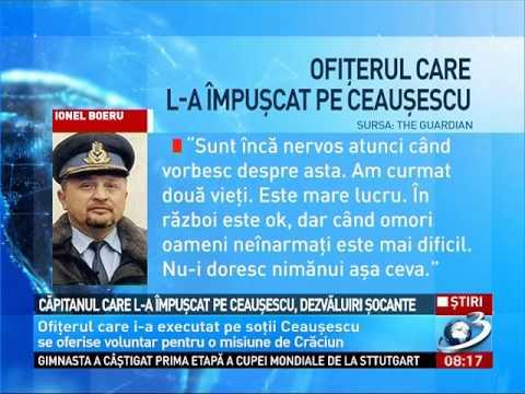 """Care a fost ULTIMA dorinţă a lui Nicolae Ceauşescu înainte să MOARĂ. """"S-a ÎMPLINIT"""""""