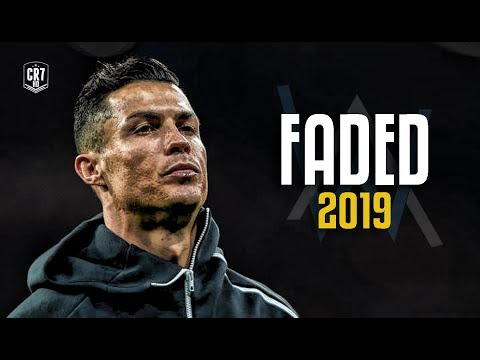 Cristiano Ronaldo • Alan Walker - Faded 2019  Skills & Goals