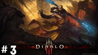 Diablo 3 Let's Play [ARABIC] #3   ديابلو 3 - الحلقة #3