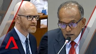 Select Committee hearings: Shanmugam and Facebook on misuse of data by Cambridge Analytica