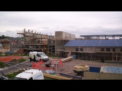 The Trinity Primary School 1001 Construction Images