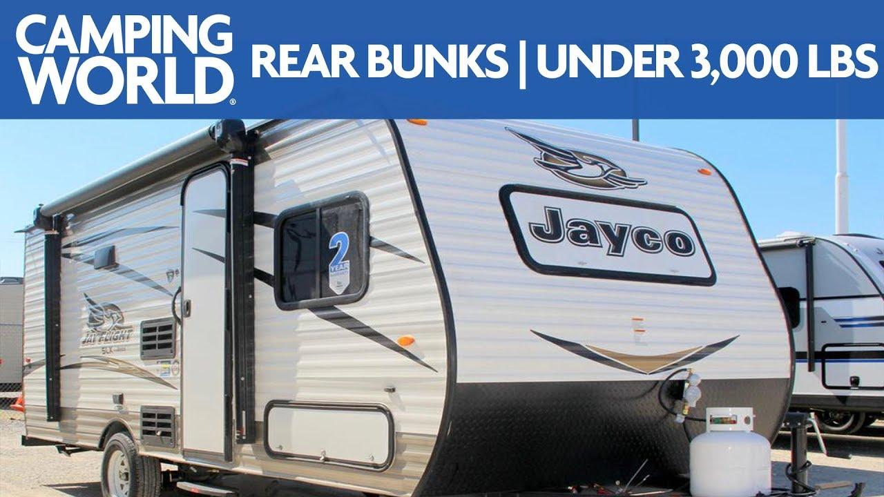 2018 Jayco Jay Flight SLX 174BH | Bunkhouse Travel Trailer ...