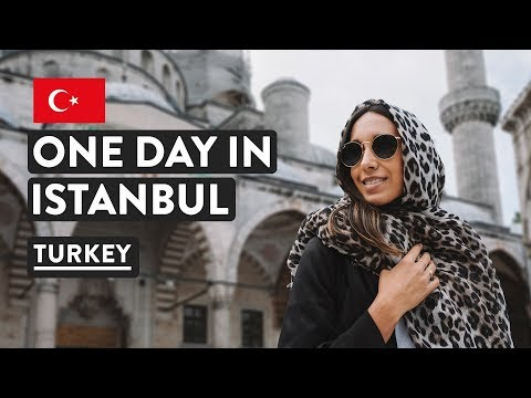 Exploring Istanbul, Blue Mosque & Hagia Sophia | Turkey Travel Vlog | Travel Talk Tours #6