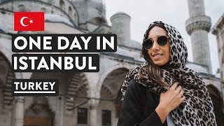 Exploring Istanbul, Blue Mosque & Hagia Sophia | Turkey Travel Vlog | Travel Talk Tours #6 Video