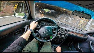 2000 Honda Civic | 90 HP | POV Test Drive