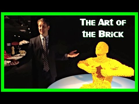 LEGO - The Art of the Brick Exhibit