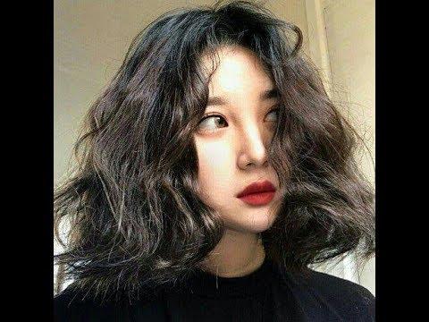 26 Kiểu tóc ngắn uốn xoăn đẹp nhất 2018 này