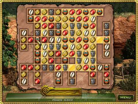 Jewel Quest : Heritage, Luis De Arteche Board 6 Expert  