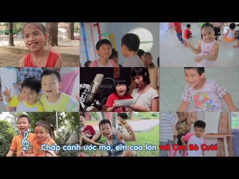 """""""Mai Sau Em Lớn"""" - The Song - Quảng Cáo Con Bò Cười 2013"""