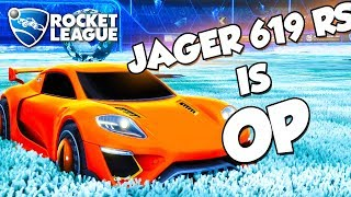 Jager 619 RS is OP | Rocket League Montage